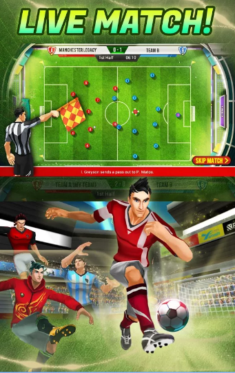 Football-Saga-Fantasista-