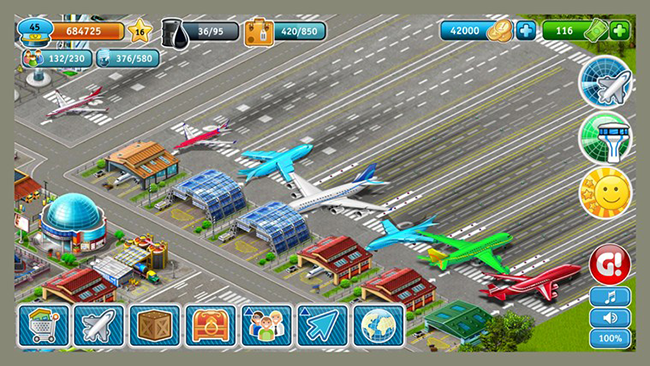 Airport City for PC, Windows & Mac