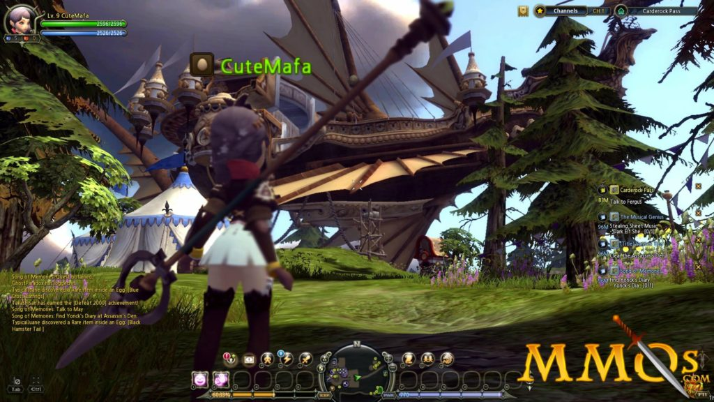 dragon nest for pc windows and mac1
