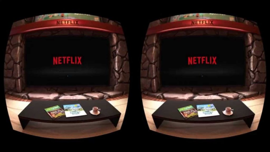 Netflix VR for pc Windows and Mac