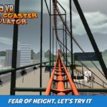 VR Roller Coaster Simulator For PC- Windows and Mac