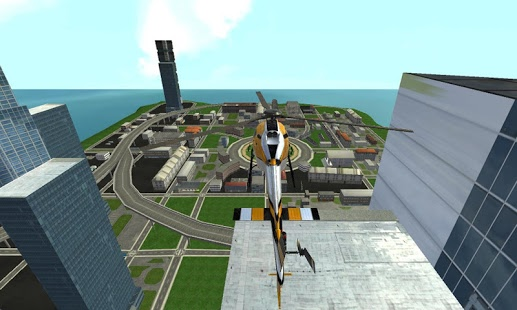 Helicopter Rescue city escape for pc windows and mac