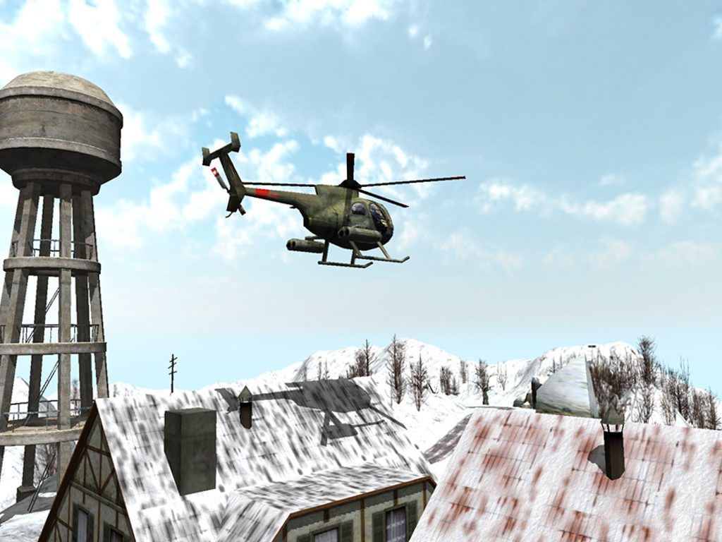 Helicopter Rescue City Escape For PC- Windows and Mac