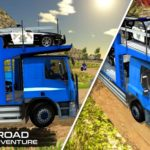 OffRoad Police Transport Truck For PC- Windows and Mac