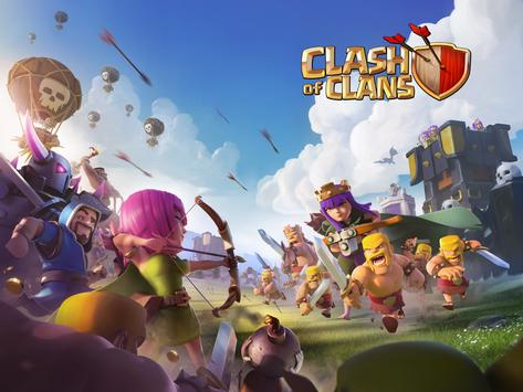 clash of clans apk
