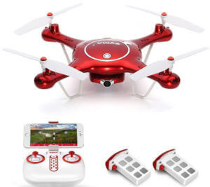 Best Drones Under 100-SYMA X5UW quadcopter